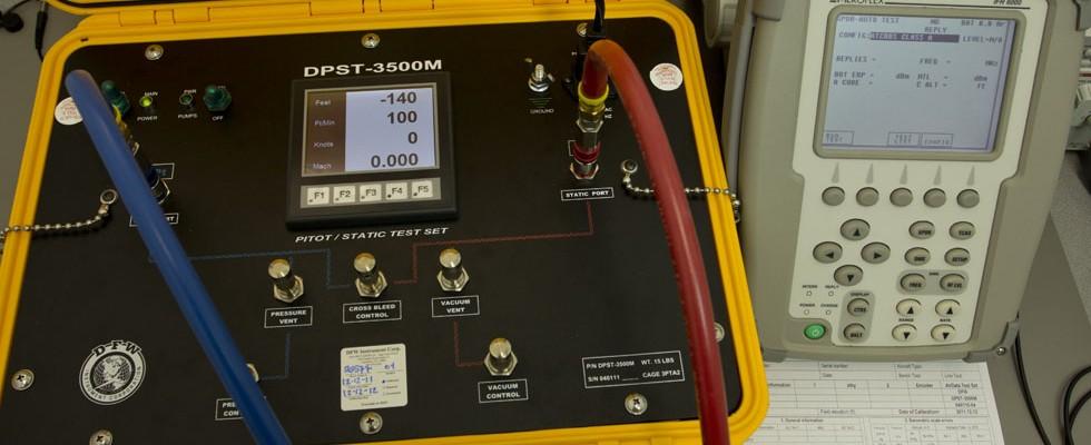 Pitot-Static Testing