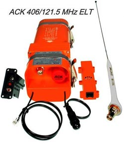 ACK E-04 ELT